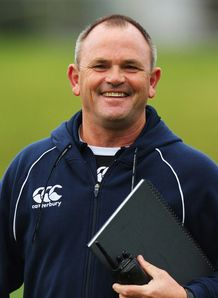 Mark Anscombe new Ulster coach 2012