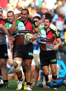 Maurie Fa asavalu Harlequins winner v bath