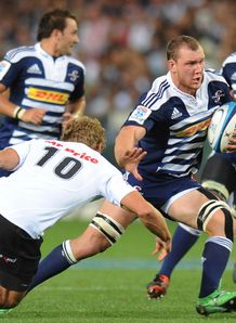Nick Koster Stormers v Sharks 2012
