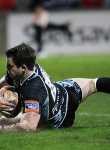 Glasgow maintain impressive form with 24-13 RaboDirect Pro12 victory over Treviso
