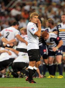 Pat Lambie Sharks v Stormers 2012