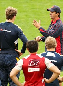 Phill Blake Wallabies assistant coach 2012