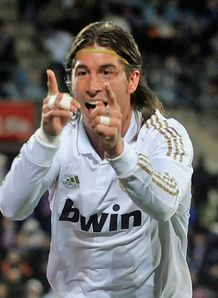 Picture of Sergio Ramos