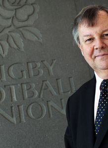 SKY_MOBILE Ian Ritchie - RFU chief executive