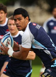 Sitaleki Timani Waratahs 2011