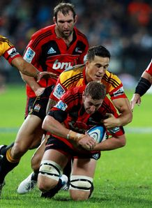 Chiefs hold off Crusaders
