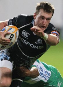 Stuart Hogg