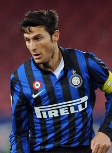 Picture of Javier Zanetti