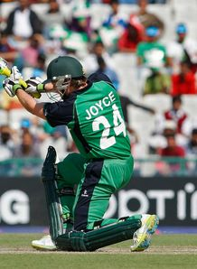 Joyce stars in Ireland win