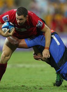 Luke Morahan; Pek Cowan reds v force