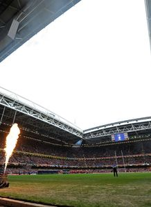 Millennium Stadium Cardiff