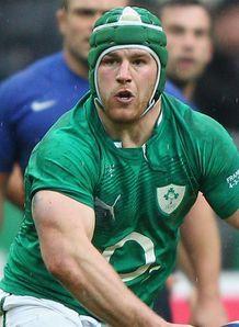Sean OBrien Ireland 2012 RBS Six Nations