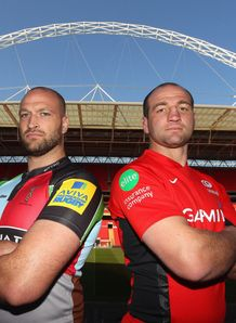 sarries v quins