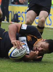 Billy Vunipola wasps