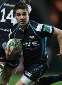 SKY_MOBILE Rhys Webb - Ospreys - 16/12/11