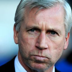 Pardew: Feeling the heat