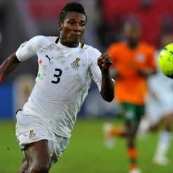 Gyan: Gets Ghana's poorest rating