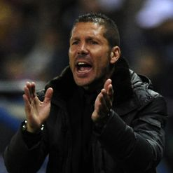 Simeone: Happy to progress