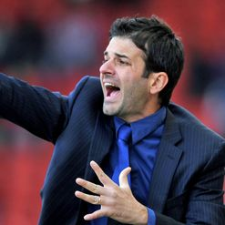 Stramaccioni: Frustrated figure