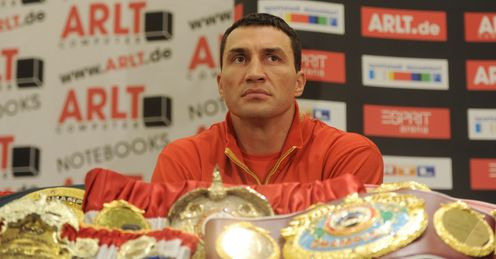 Klitschko: knockouts not high on his agenda, says Jim