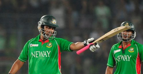Bangladesh Tamim Iqbal 2012