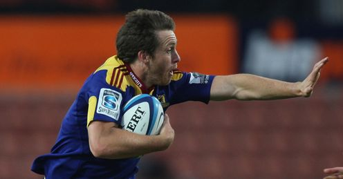 Ben Smith looking to fend for Highlanders