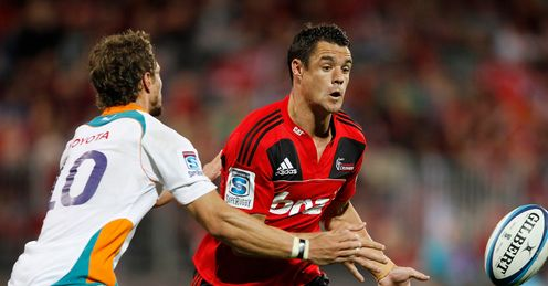 Dan Carter Crusaders 2012