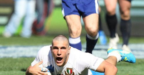 Giovanbattista Venditti italy try 6N
