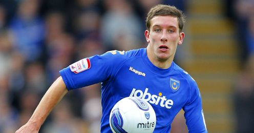 Jason Pearce: Hoping to help Portsmouth through another testing period