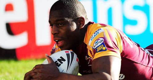  Jermaine McGillvary - Huddersfield