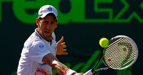 Fresher: Djokovic returns to Monte Carlo after missing last year's tournament