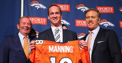 Manning: Shocked the NFL world by opting for the Broncos