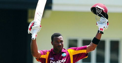 No Poll chancer: Windies man is becoming more than just a big hitter