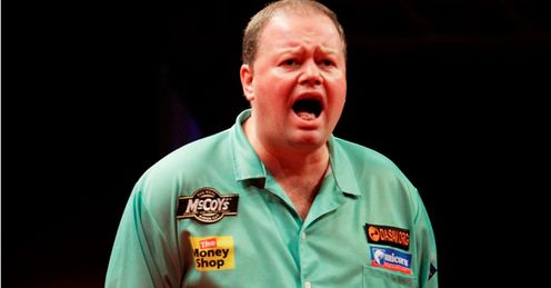 Van Barneveld: in confident mood, says Rod