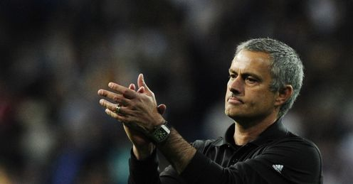 Mourinho: can his side maintain their stranglehold on the title race?