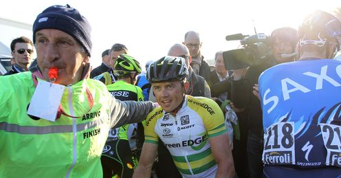 Gerrans: played his cards just right