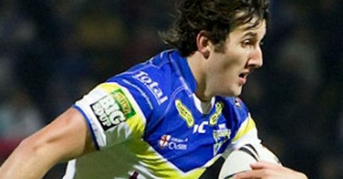  Stefan Ratchford - Warrington