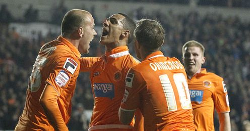 Blackpool: are they on the up once again?