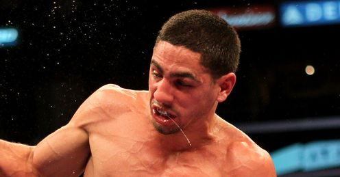 Garcia: Expected to overcome Mexican legend Morales