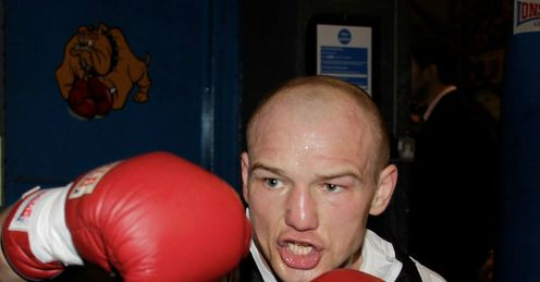 Rees: Favourite to defend his title against Mezaache