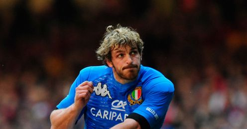 italy Mirco Bergamasco