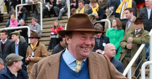 nicky henderson gold cup day