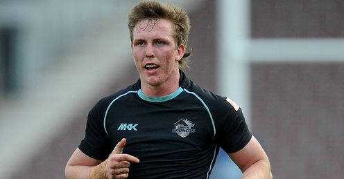 Dan Sarginson London Broncos