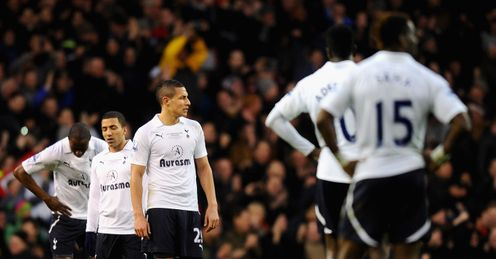 Fight or fail: Tottenham players must stand tall, says Jamie