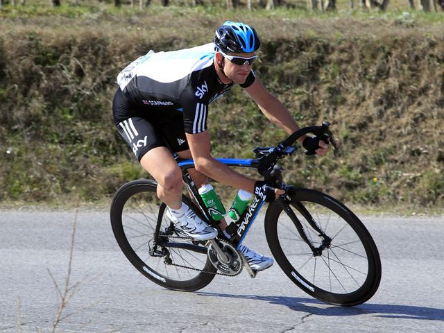 Stannard: Kept his powder dry on stage five