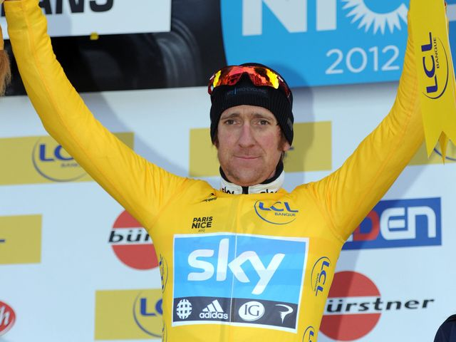 Wiggins: Leads the way after another superb display