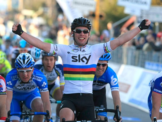 Cavendish: Show of strength in Italy