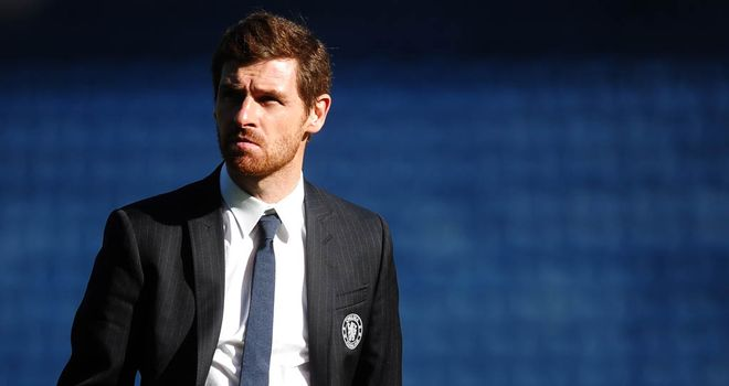 Andre Villas-Boas Resmi Menjadi Manajer Anyar Marseille
