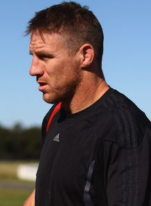 Brad Thorn Crusaders 2011
