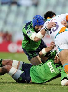 Cheetahs against Highlanders in 2012